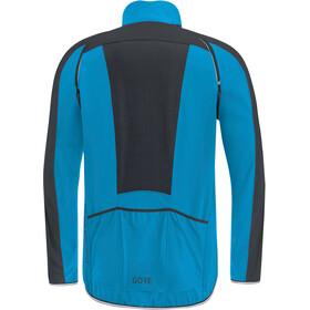 GORE WEAR C3 Windstopper Phantom Zip-Off Jacket Men dynamic cyan/black
